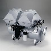 Безмасляные компрессоры серии 1000, 2000, 4000, 6000 и 8000 (Jun-Air)