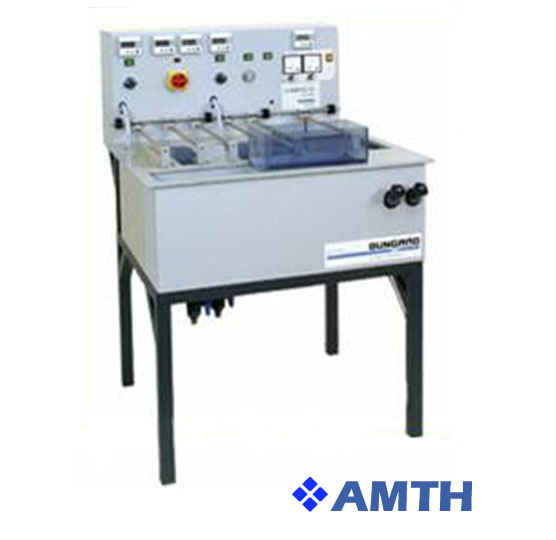 Установка металлизации COMPACTA L 30, BUNGARD