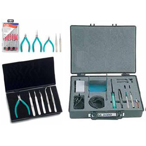 Наборы инструментов для электромонтажа Erem
