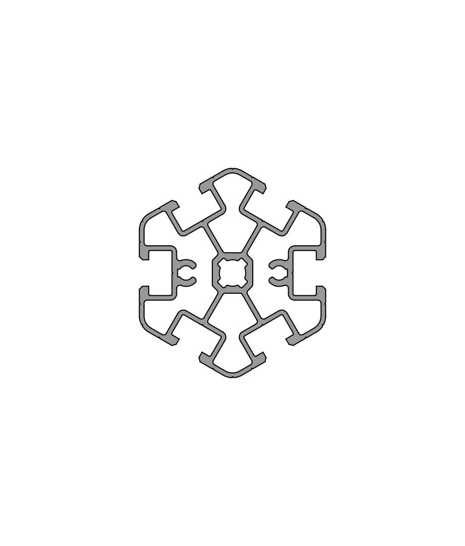 Стенд профиль PS 60-6