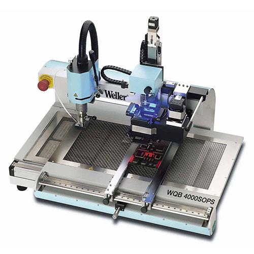 WQB 4000 Универсальная система для ремонта плат и замены компонентов, Weller