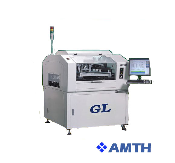 GL Fully Automatic Screen Printer