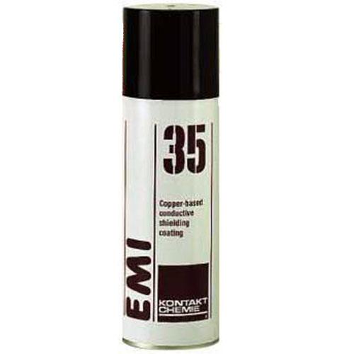 EMI 35 - токопроводящее защитное покрытие на основе меди, Kontakt Chemie (KOC)