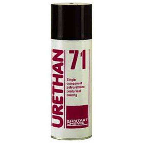 URETHAN 71 - полиуретановый изоляционный лак, Kontakt Chemie (KOC)