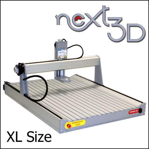 AMTH-Next 3D XL with T Nut Table