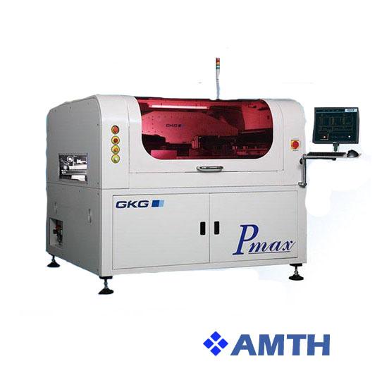 Автоматический линейный станок для трафаретной печати GKG P-Max II