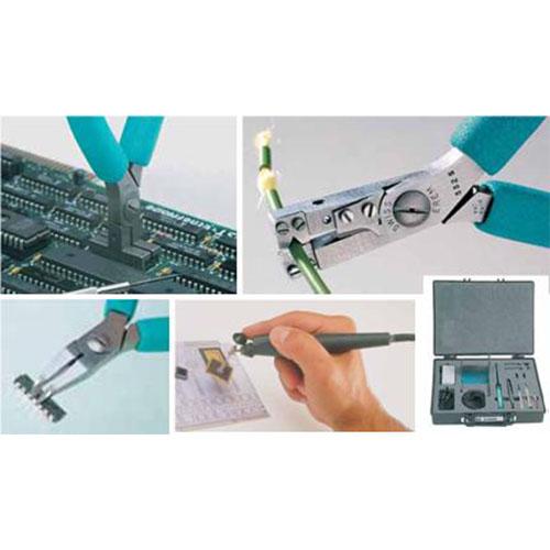 Специальные инструменты, инструменты для работы с оптоволокном и вакуумные манипуляторы Erem