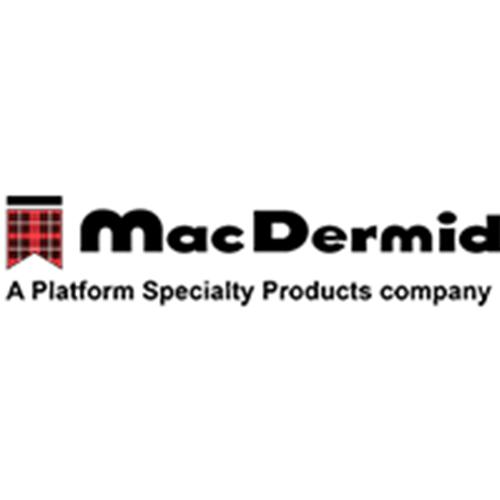 Die Chemikalien Мacdermid für die Produktion der Druckzahlungen (Deutschland)