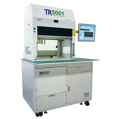 TRI TR5001 Система функционального, внутрисхемного теста (ICT) и тестирования дефектов (MDA)