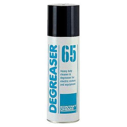 DEGREASER 65 - cильный очиститель, удаляющий жир и масло, Kontakt Chemie (KOC)