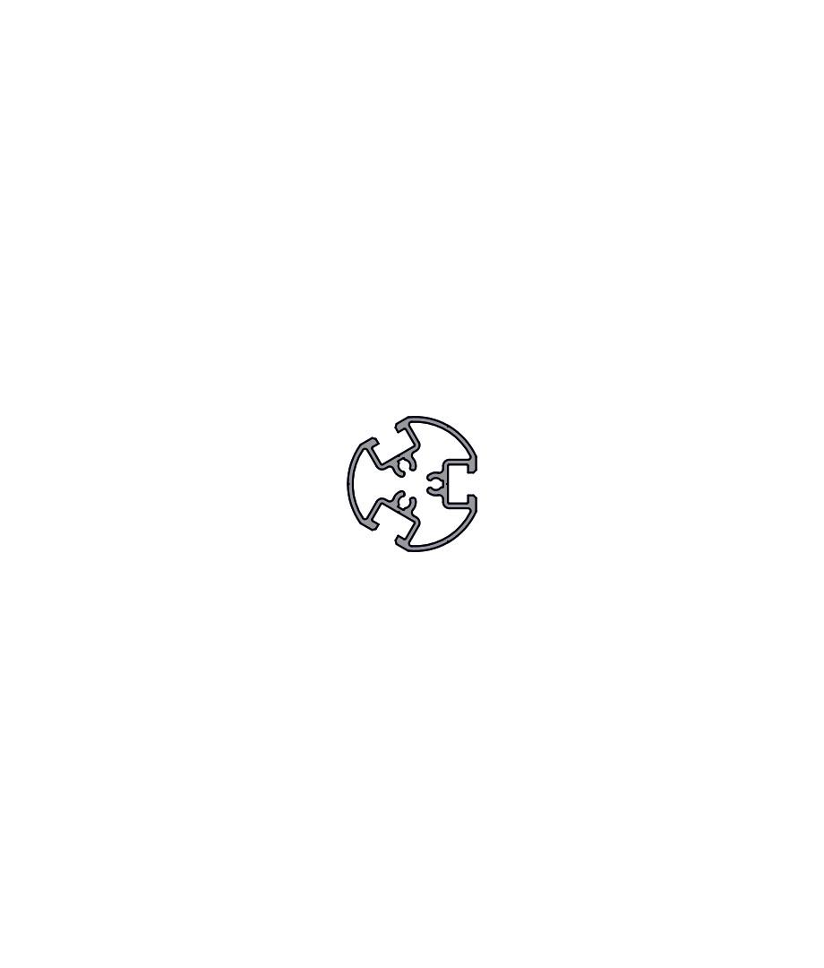 Пустотелый профиль PH 50-3