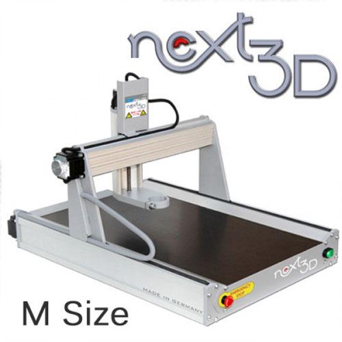 AMTH-Next 3D CNC-S/M/L