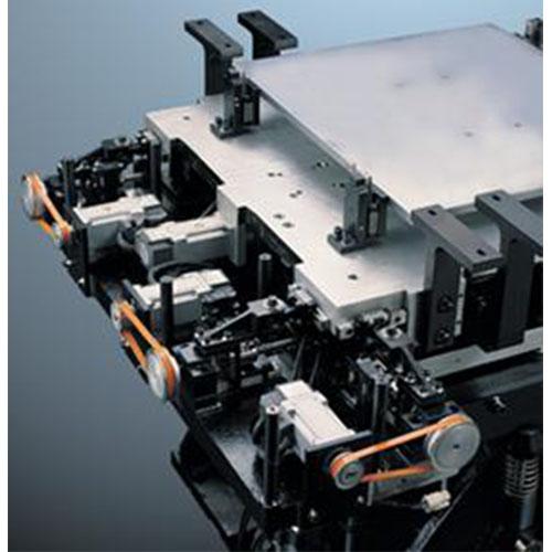 Автоматический линейный станок для трафаретной печати GKG G5