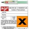 Флюс-гель 425-01 (Multicore, Henkel), для ремонта и доработки печатных узлов