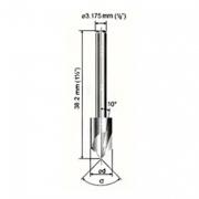 Зенкерный инструмент ТИП ZW MPK (Фрезы специальные Kemmer)