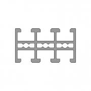 Профиль соеденительный PV 56