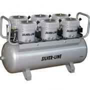 Компрессор серии SILVER-LINE MODEL L-S300-100