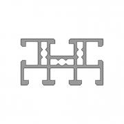 Профиль соеденительный PV 54