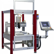 Фрезерно гравировальный станок 3D CNC, Isel (Германия) – Серия FLATCOM М
