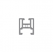 Рамочный и прямоугольный профиль PR 32