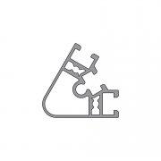 Профиль углового соединения PW 50-60